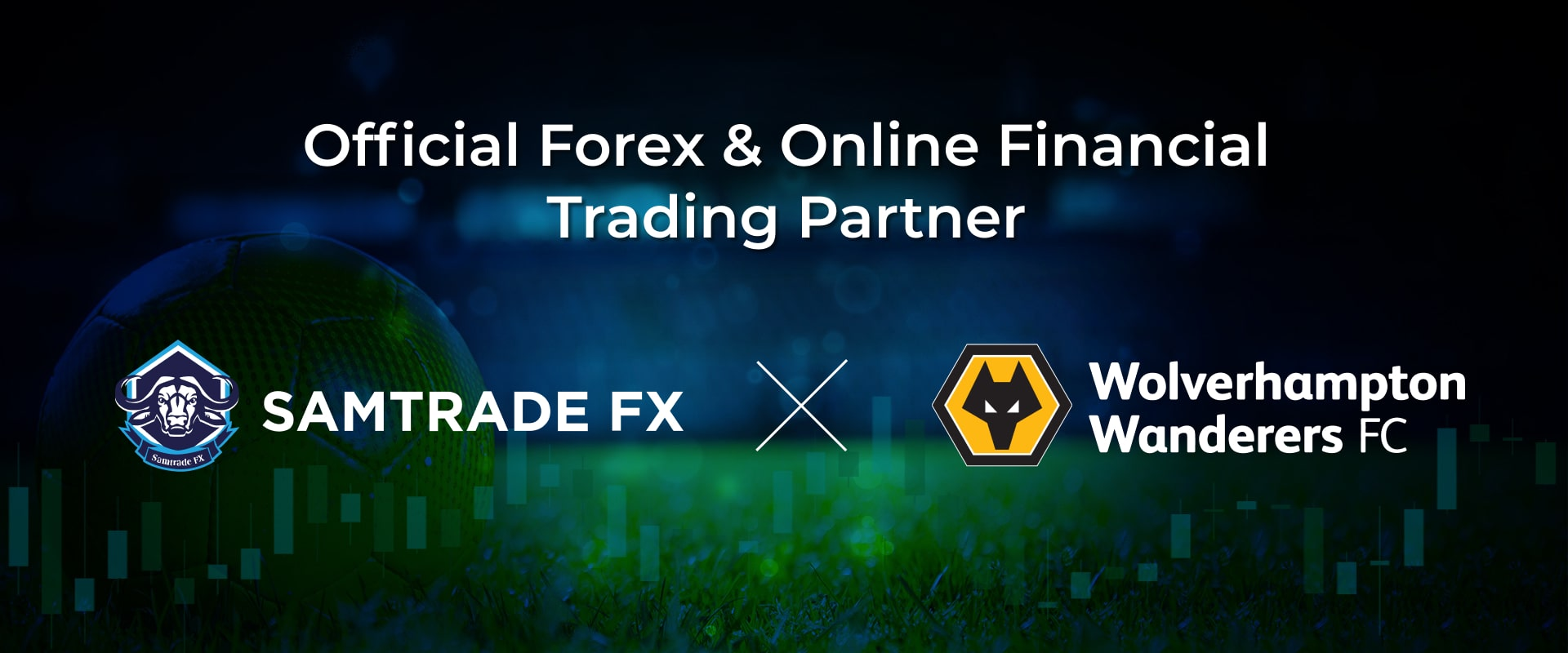 SAMTRADE FX SIGNS SPONSORSHIP DEAL WITH EPL TEAM WOLVERHAMPTON WANDERERS FC
